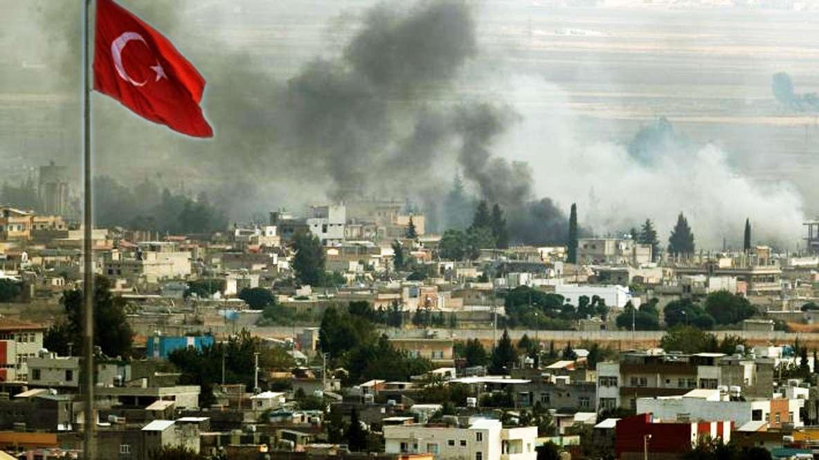 Τουρκίας Συρία