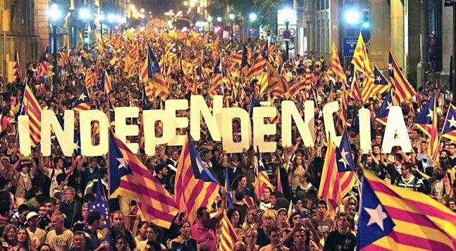 Καταλονία-ανεξαρτησία Cataluña Independencia