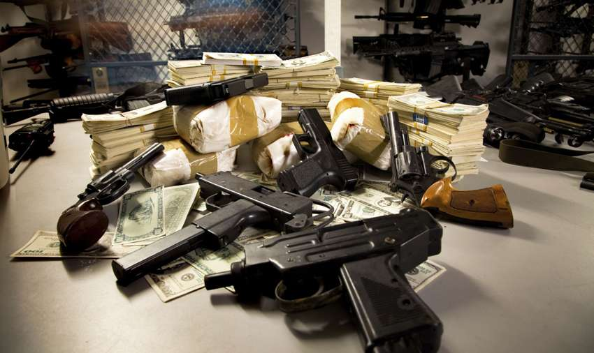 «πόλεμος» κατά ναρκωτικών ΗΠΑ