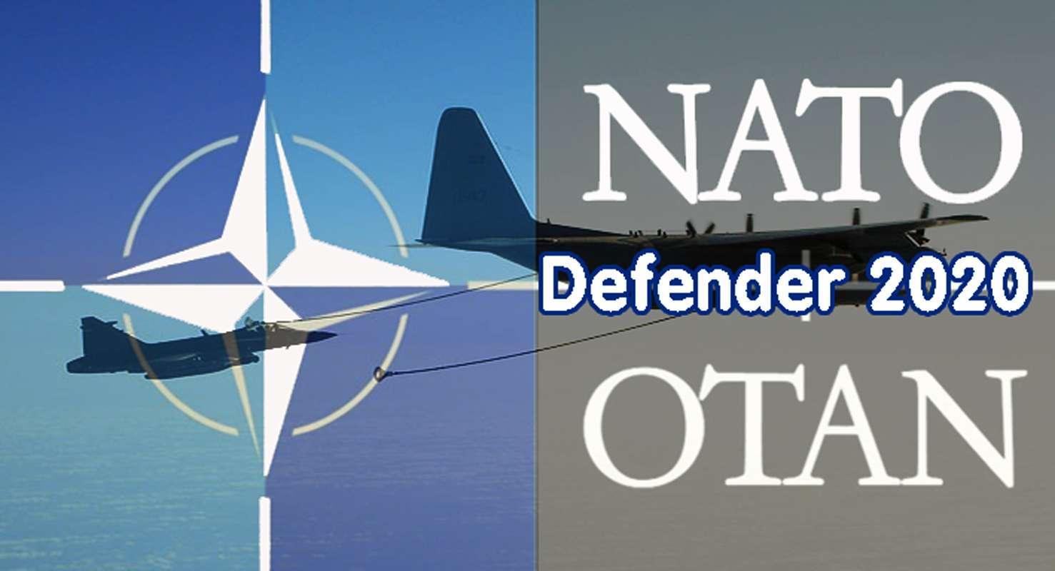 Defender Europe 2020 NATO OTAN