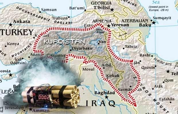 Rojava Tουρκική επέμβαση Συρία