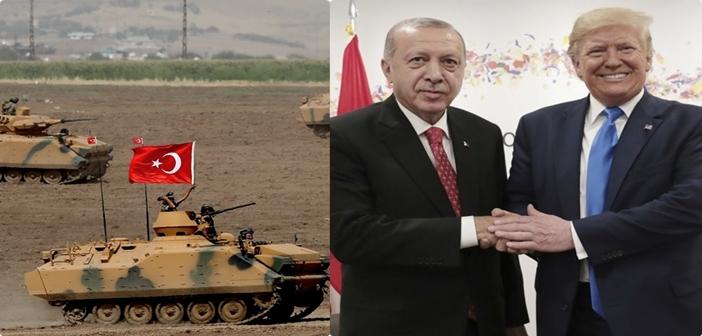 Trump Erdogan Syria