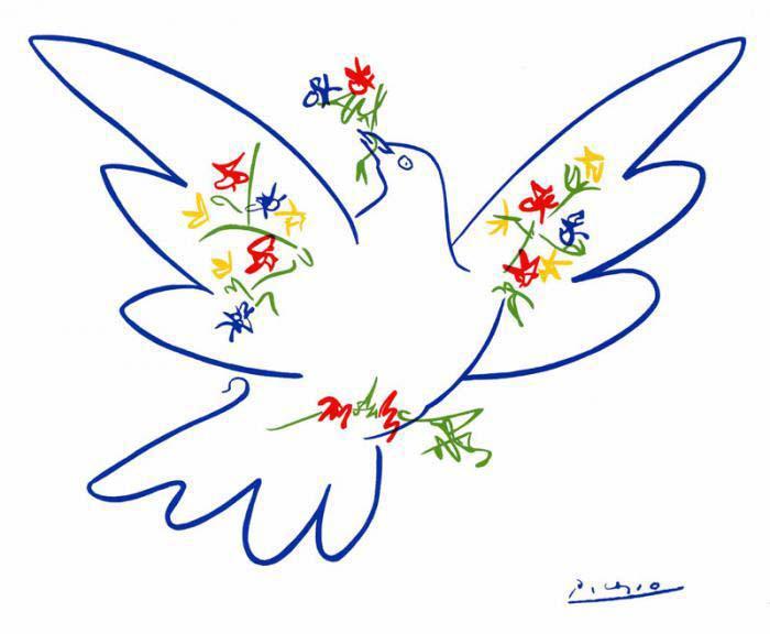World Peace Council WPC Παγκόσμιο Συμβούλιο Ειρήνης ΠΣΕ logo