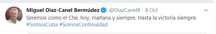 miguel tweet