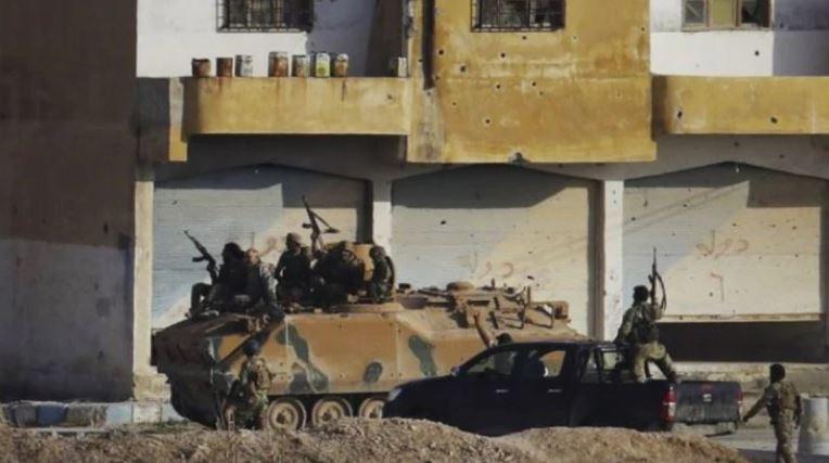 Περιπλέκεται η κατάσταση στη Συρία