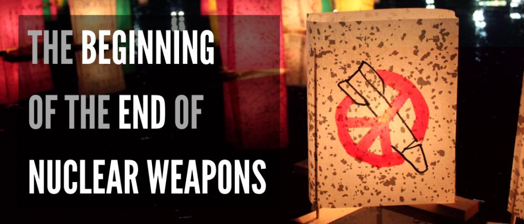 Αρχή τέλους Πυρηνικών Όπλων