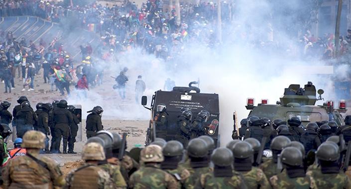 Bolivia coup