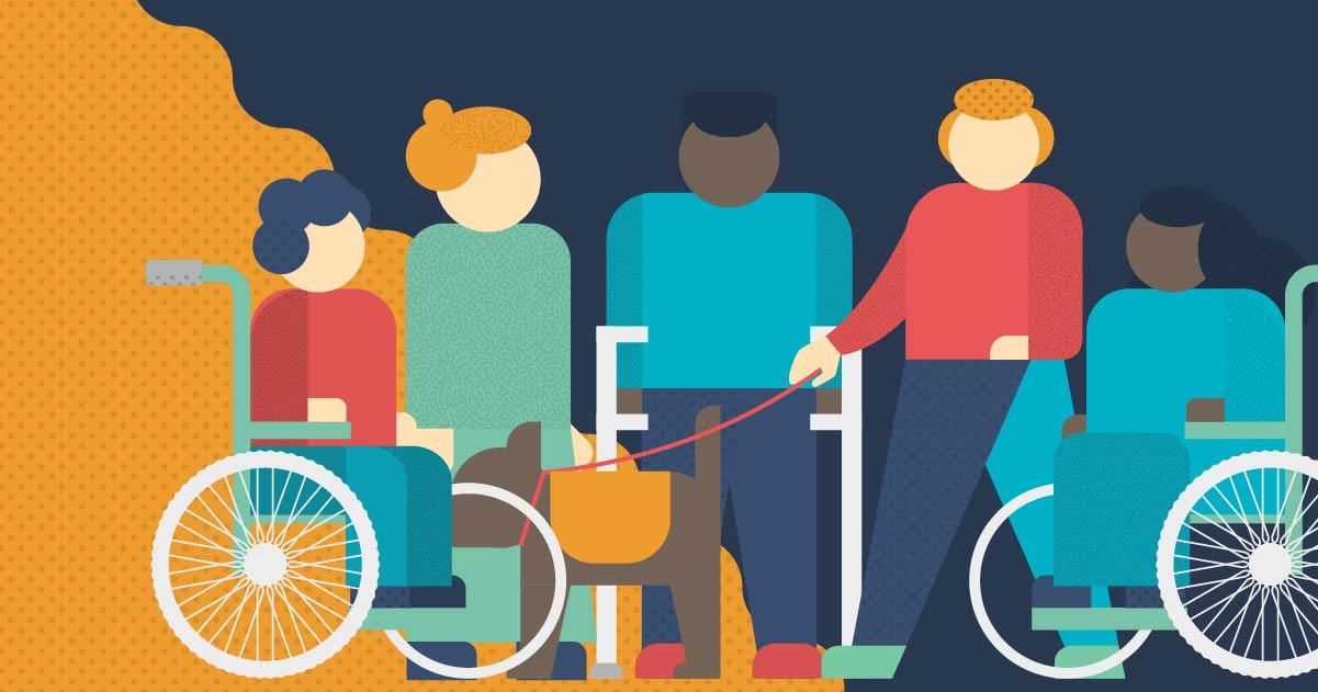 DDR Behinderungen