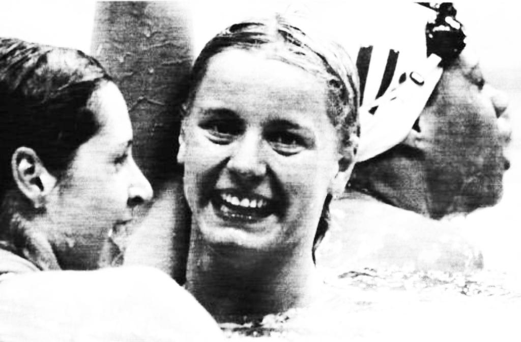 DDR Kornelia Ender