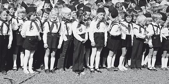 DDR Pioniere