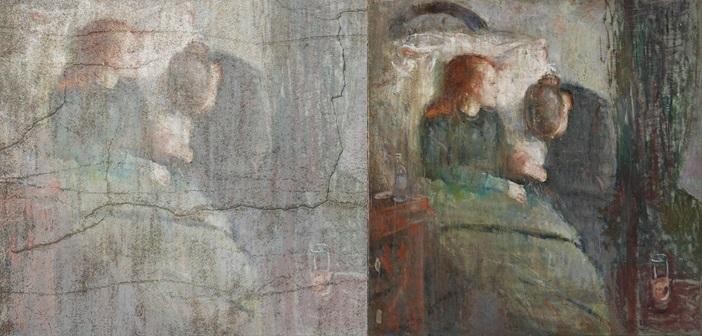 Det syke barn Edvard Munch