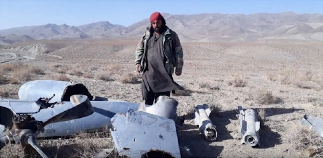 Drone Libia
