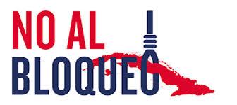 No al BloQueo Cuba