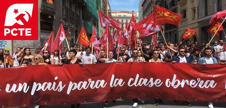 ΙΣΠΑΝΙΑ: Το ζήτημα της Καταλονίας κυριαρχεί στις εκλογές – ΚΚ Εργαζομένων Ισπανίας: Elige lo necesario, Επίλεξε το απαραίτητο!