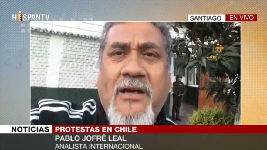 Pablo Jofré Leal Chile