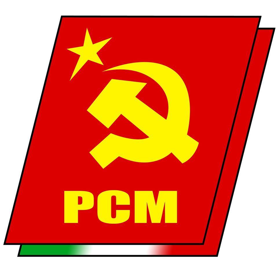 Partido Comunista de Mexico logo