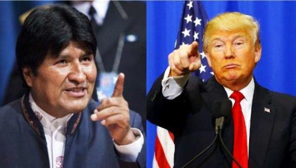 Βολιβία: Άλλη μια απόπειρα πραξικοπήματος made in the USA;