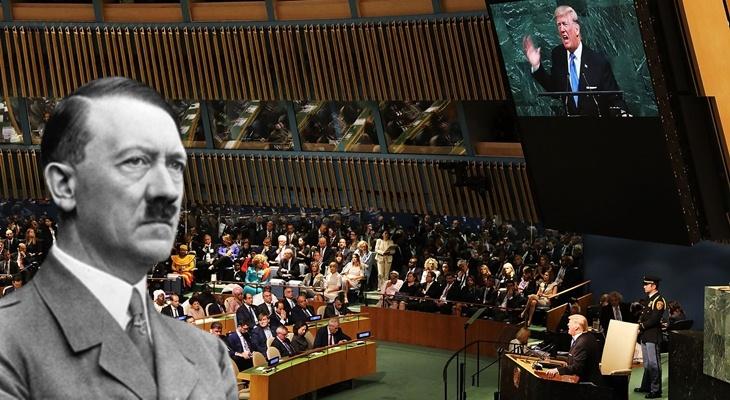 ΗΠΑ και Ουκρανία απέρριψαν ψήφισμα του ΟΗΕ για την καταπολέμηση του ναζισμού - Απείχε και πάλι η Ελλάδα!