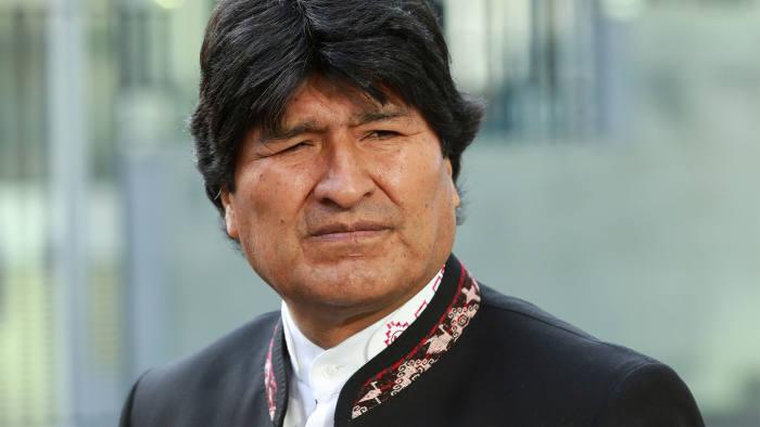 Πραξικόπημα στη Βολιβία: Συνεχής ενημέρωση