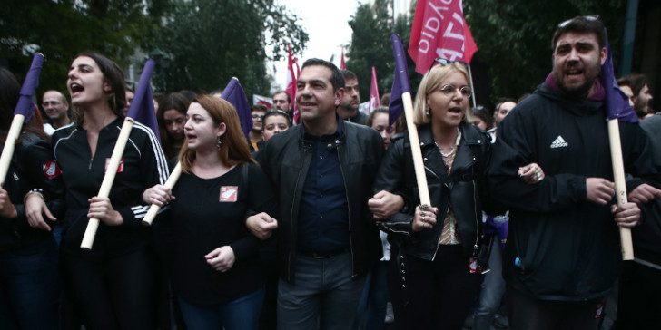 tsipras polutexneio