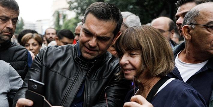 Τσίπρας και ΣΥΡΙΖΑ στην πορεία του Πολυτεχνείου: Ξεδιαντροπιά, αναξιοπρέπεια, πολιτικός καιροσκοπισμός