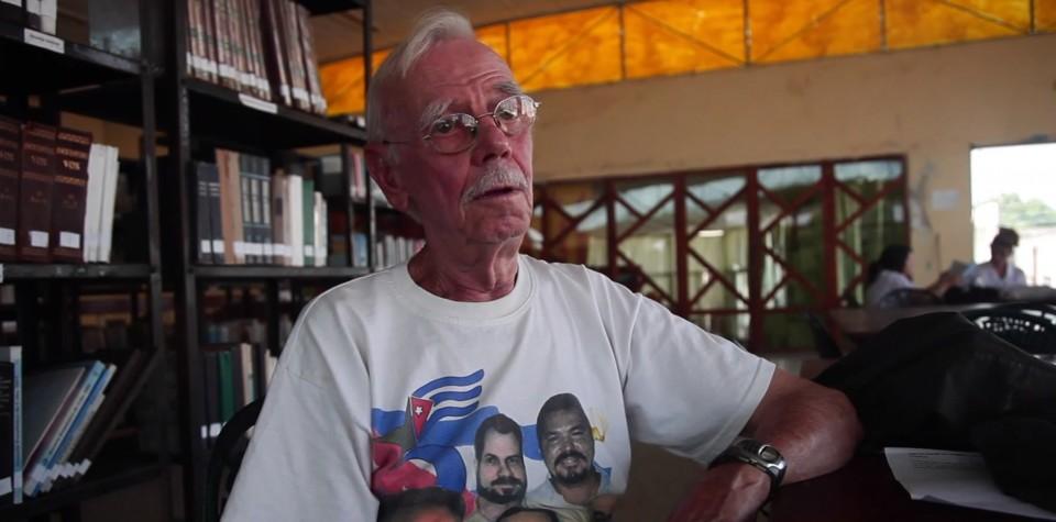Έλληνας κομμουνιστής Κούβα