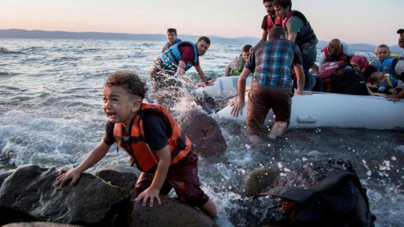 Παιδιά πρόσφυγες