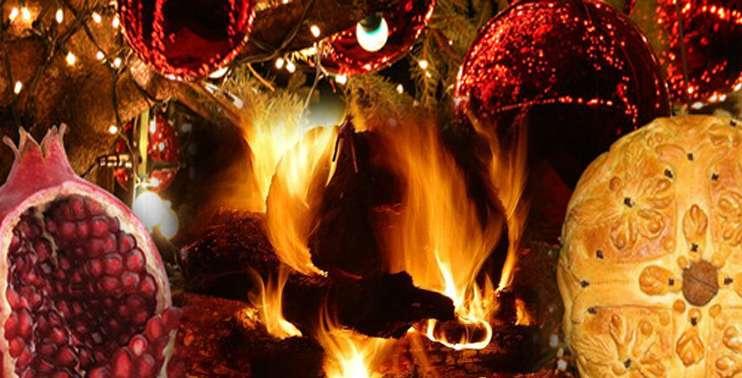 Πνεύμα των Χριστουγέννων» Χριστόξυλο