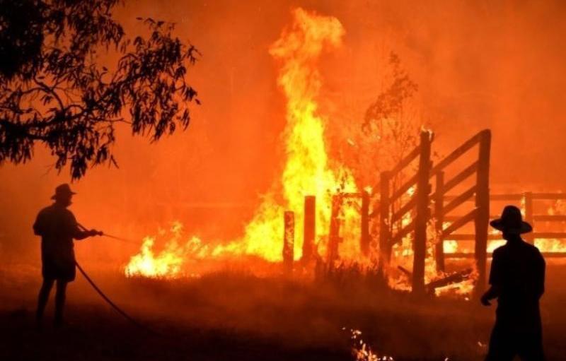 Πυρκαγιές Αυστραλία