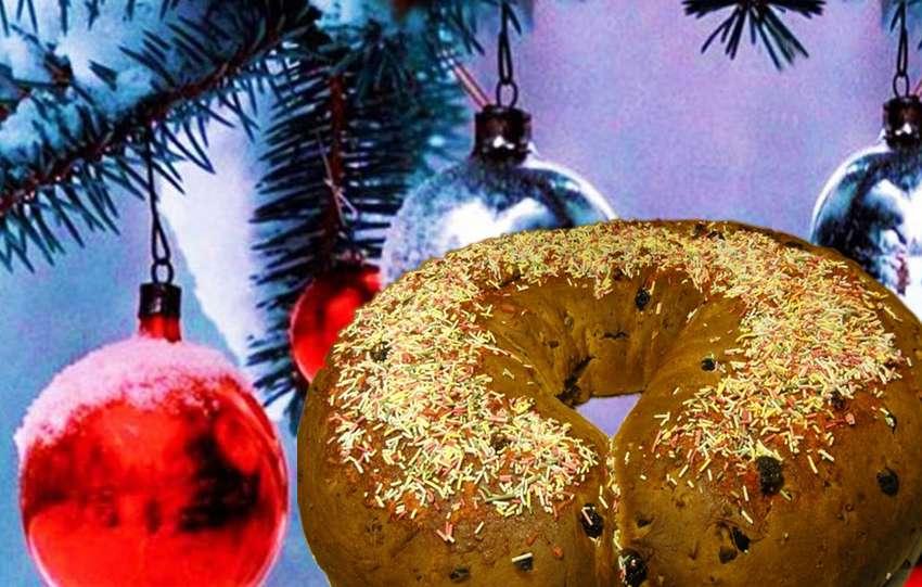 Πολλά καλή Χρονιά με ζακυνθινή κουλούρα