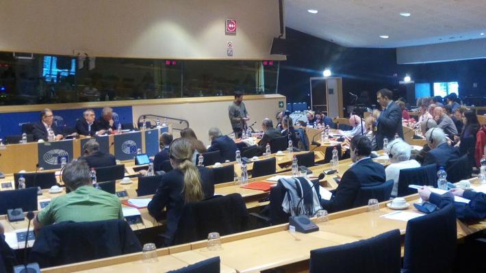 9 Δεκέμβρη Ευρωπαϊκή Κομμουνιστική Συνάντηση στις Βρυξέλλες