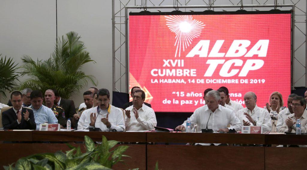 ALBA TCP Σύνοδος κορυφής στην Αβάνα 2019