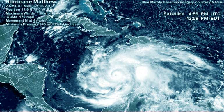 Cuba hurricane Huracán