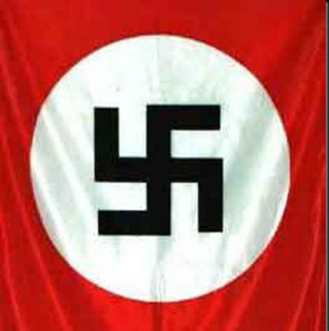 bandiera nazista
