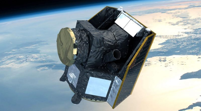 cheops space telescope
