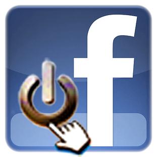facebook logo click