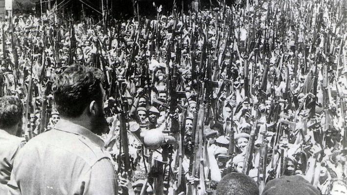 fidel castro ΚΕ ΚΚΕ Μήνυμα ΚΚ Κούβας για τα 61 χρόνια της Κουβανικής Επανάστασης