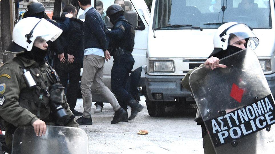 Κουκάκι Νέα κρούσματα αστυνομικής βίας και άγριας καταστολής