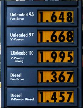 Καύσιμα 1 1 2020