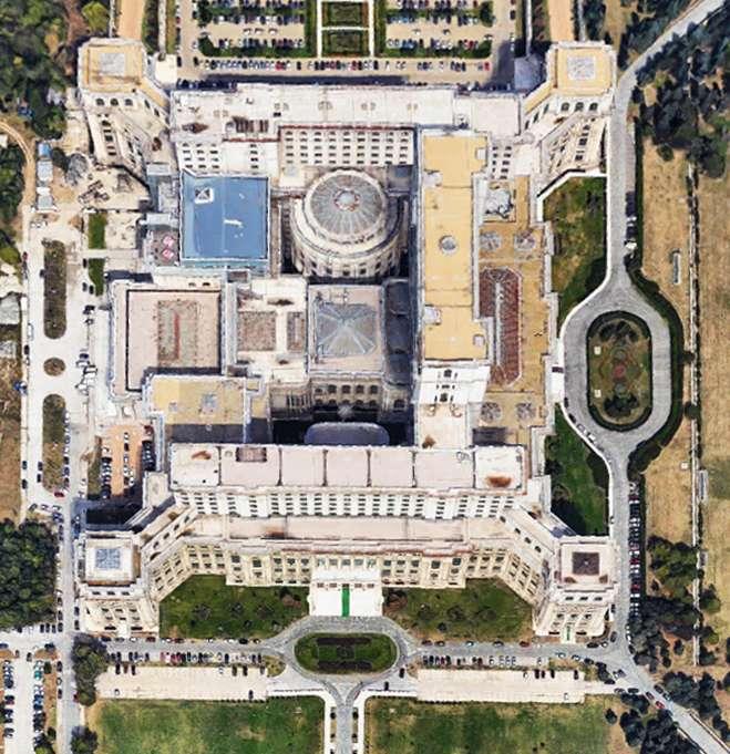 Τσαουσέσκου παλάτι του λαού