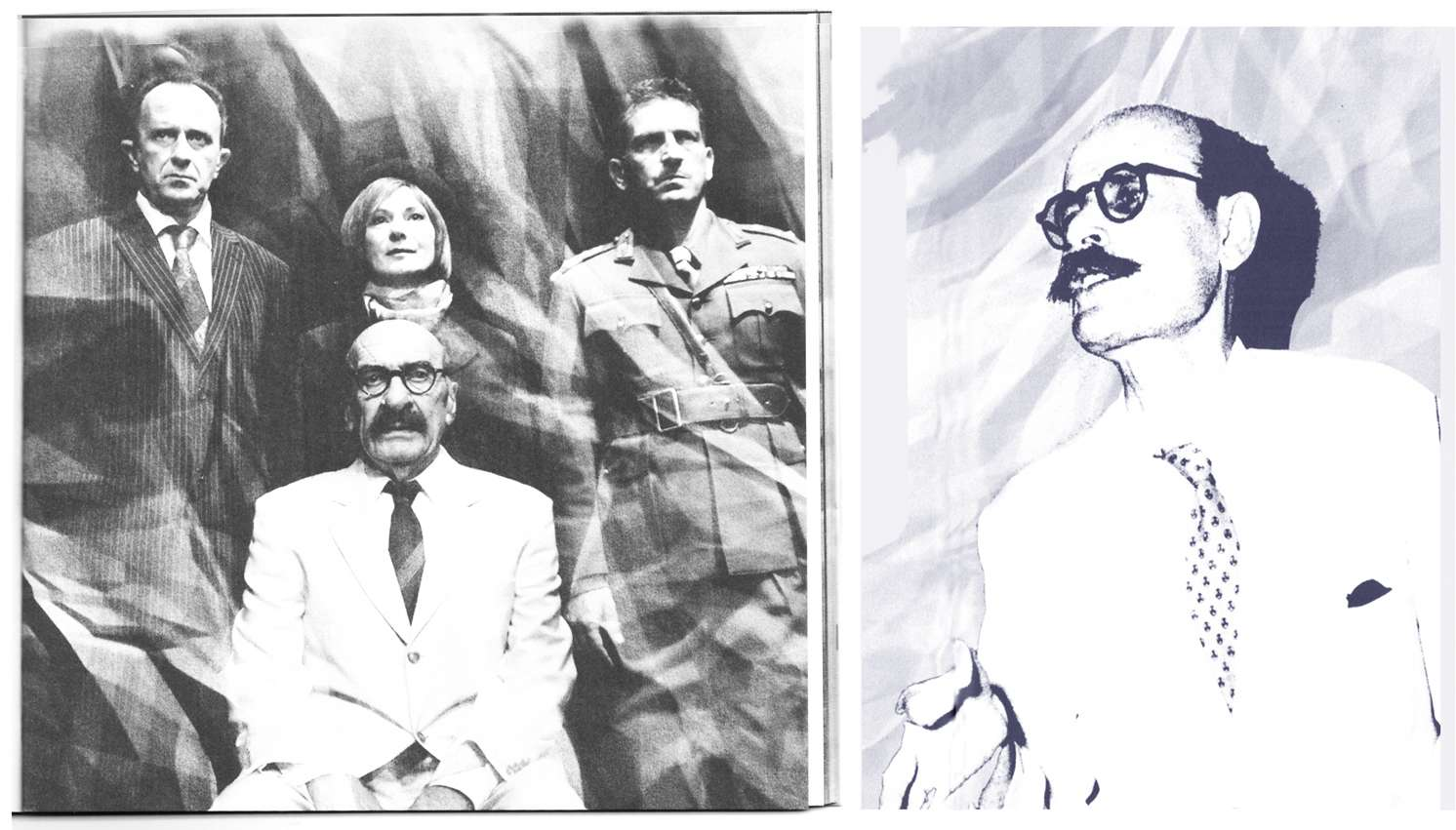 Βασίλης Κολοβός στο Ατέχνως «Νίκος Πλουμπίδης» το πλέον δύσκολο εγχείρημα της θεατρικής μου καριέρας