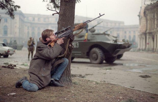 Ρουμανία Δεκ 1989
