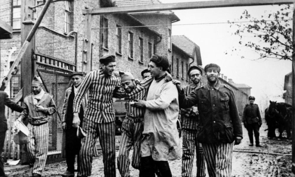 Auschwitz Red Army amerikaniki presveia