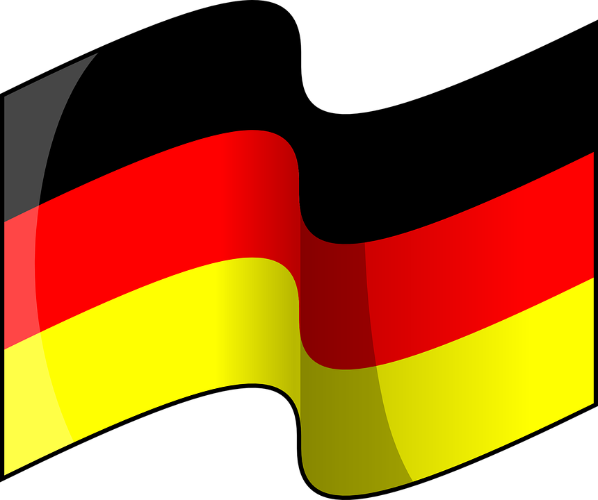 Deutsch Flagge Deutschland