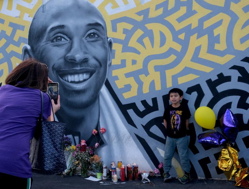 Kobe Bryant mural 4