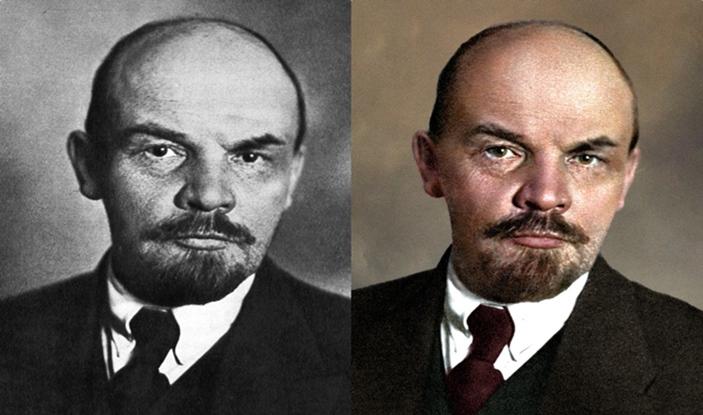 Ο Λένιν δεν πέθανε ποτέ