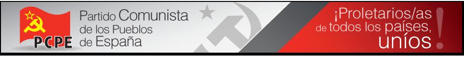 Partido Comunista de los Pueblos de España PCPE