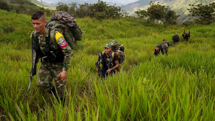 colombia farc δολοφονημένοι αγωνιστές