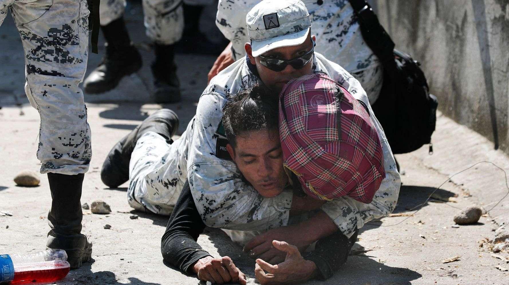 mexiko refueges