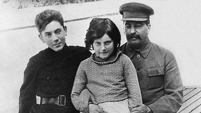 Ήταν καλός γονιός ο Στάλιν;